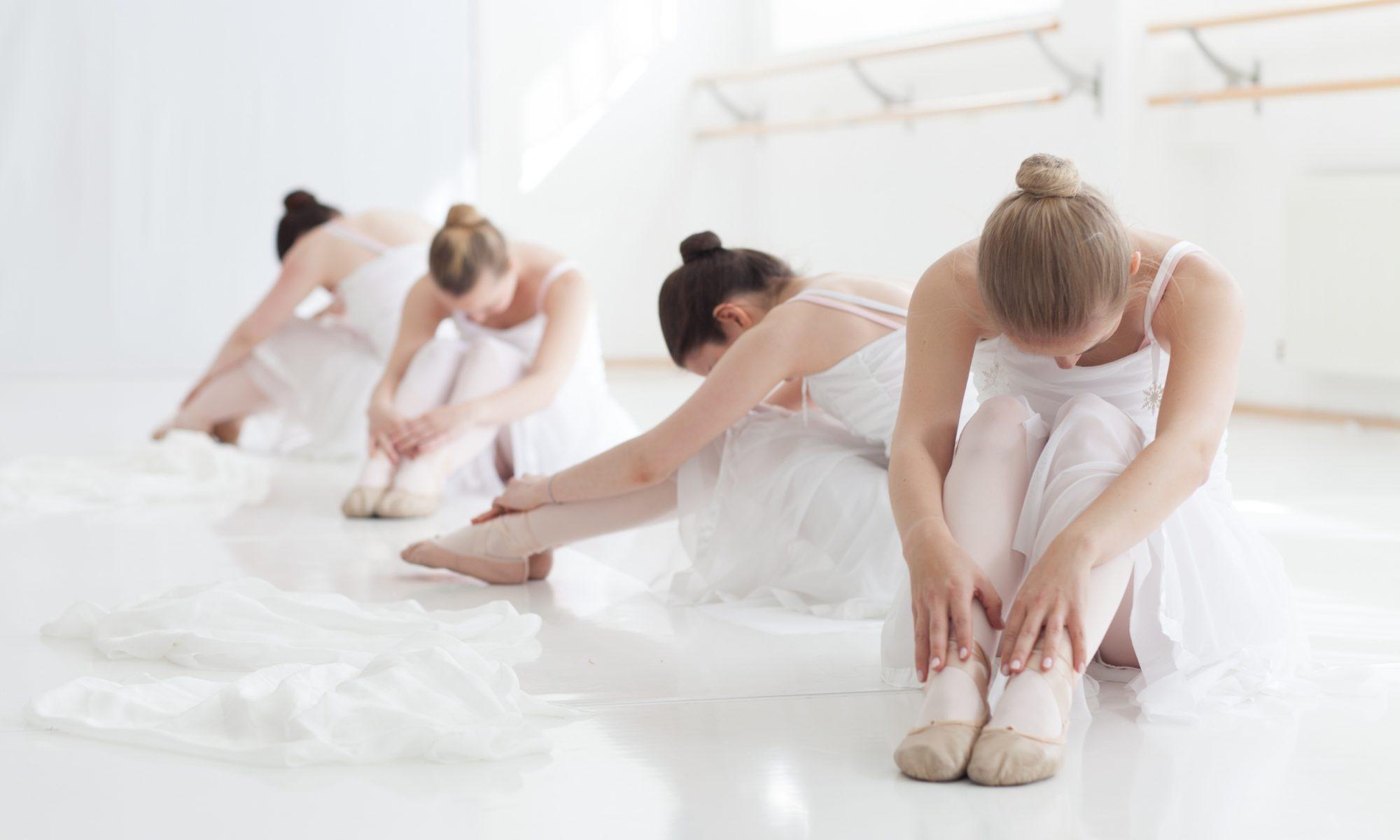 Ballettzentrum Taufkirchen - Ballettschülerinnen